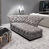 Кожаный диван под Италию