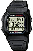 Наручные мужские часы Casio W-800H-1AVEF оригинал