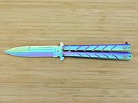 Нож бабочка Totem 317