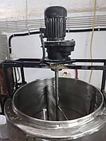 Котел пищевой КПЭ 400 с мешалкой реактор б/у