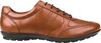 Мужские кроссовки Geox Symbol Sneaker U74A5B Cognac Full Grain Leather