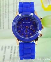 Женские часы Geneva Luxury Синий, фото 1