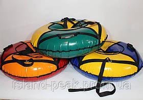Тюбинг (санки-ватрушка) надувные диаметр 100 см