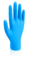 Перчатки нитриловые резиновые медицинские хозяйственные, 1 пара., фото 1