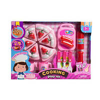 "Кухня ""Торт и Сосиски"" (розовый) 9029-1"