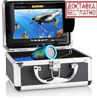 Видеоудочка подводная видеокамера пишущая с записью для рыбалки Underwater Fishing Camera Ranger Lux Record