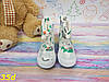 Детские сапоги дутики зимние белые, фото 4