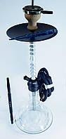 Кальян Amy DeLuxe H1 Steel для самых опытных и требовательных курильщиков