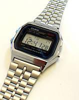 Мужские часы Casio Retro цвет Серебро