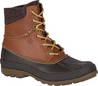 Мужские ботинки Sperry Top-Sider Cold Bay Duck Boot with Vibram Arctic Grip Tan Waterproof Leather