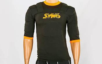 Футболка для регби с защитой SYN6