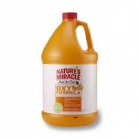 8in1 JFC Orange Oxy Stain and Odor Remover уничтожитель пятен и запахов Оранж-Окси для кошек, 3.7л