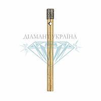 Сверло алмазное трубчатое 4 мм