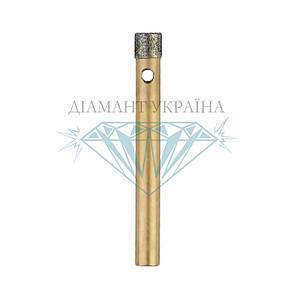 Сверло алмазное трубчатое 5 мм