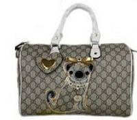 Gucci сумка с собачкой