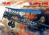 Сборная модель: Легкий ночной бомбардировщик II МВ У-2/По-2 ВС (ICM72241)