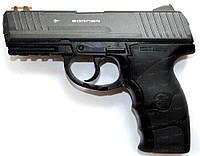 Пистолет пневматический Borner W3000. Корпус - металл/пластик