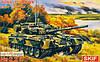 Сборная модель: Командирский танк Т-80 УДК (MK226)