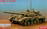Сборная модель: Командирский танк Т-64АК (MK227), фото 1