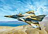 Сборная модель: Израильский истребитель-бомбардировщик Kfir C-7 (IT0163)