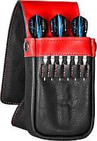 Target Чехол Target Daytona кожаные черно-красные (125745)