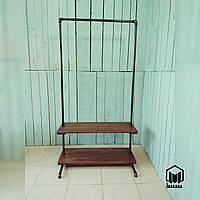 №8 Вешалка loft мебель лофт стойка торговое оборудование из труб