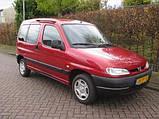 Автомобильные коврики на Peugeot Partner 1999-2008 Stingray, фото 10