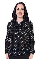 Женская блуза Код 6605-11