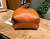 Сумка женская через плечо в наборе кошелек Suzy Коричневый, фото 5
