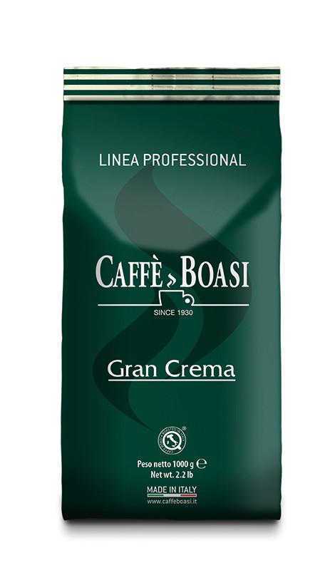Кофе в зернах Caffe Boasi Bar Gran Crema 1кг (Боази Гран Крема), Италия - SUPERMAG интернет магазин  в Киеве