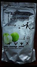Глютамин ADRENALINE L-GLUTAMINE 500 грамм Вкус : Апельсин