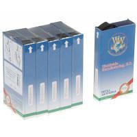 Лента к принтерам WWM 13мм х 16м Refill STD Black кільце (R13.16H5)
