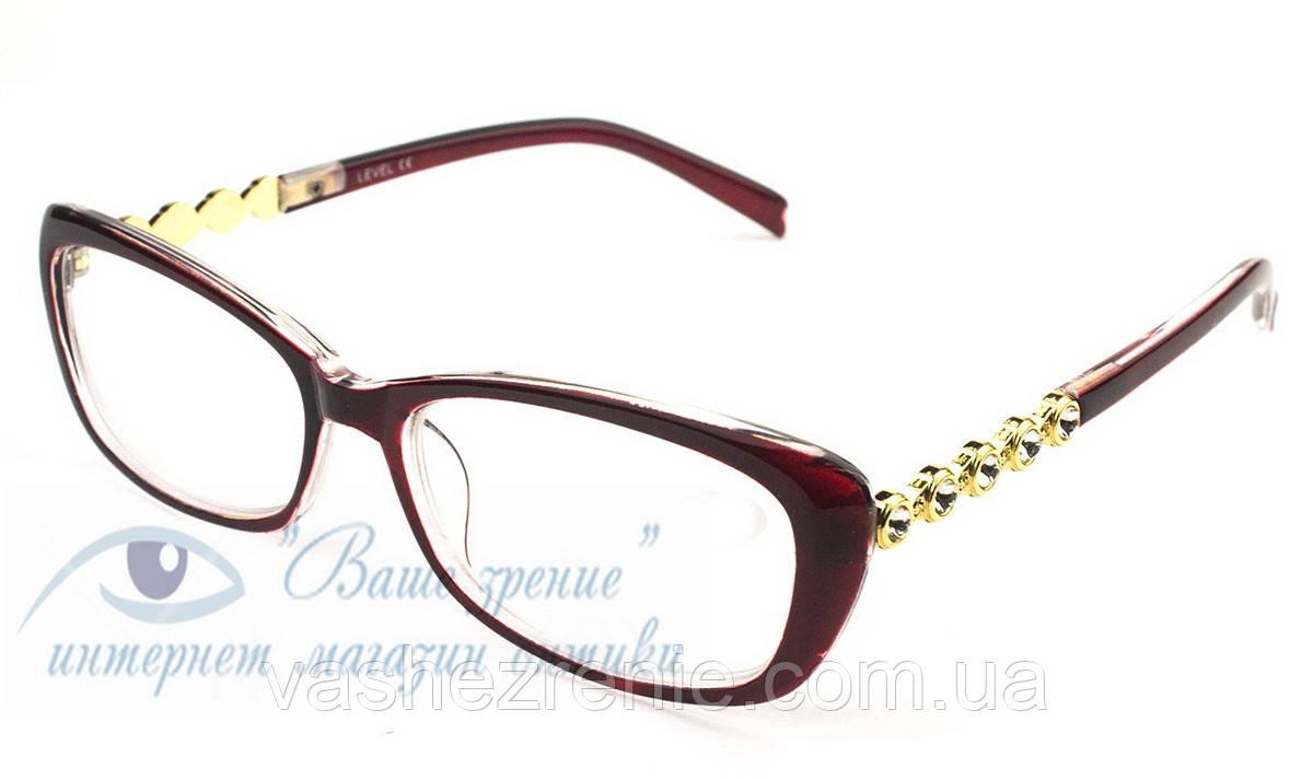 Очки женские для зрения с диоптриями +/- Код:159