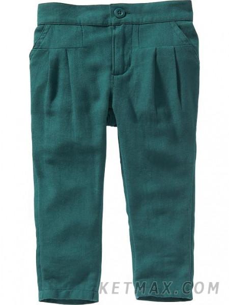Льняные брюки Old Navy для девочки