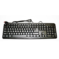 Клавиатура проводная USB X1 K107 (44717/1)