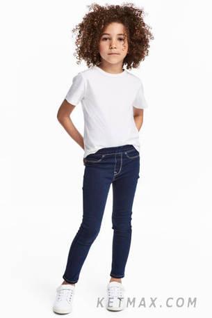 Джеггинсы H&M для девочки, фото 2