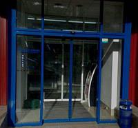 Автоматические раздвижные двери Gilgen (Kaba) SLA (Швейцария)*