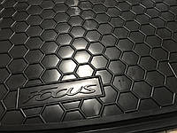 Коврик в багажник Ford Focus 3 / Форд Фокус 3 универсал