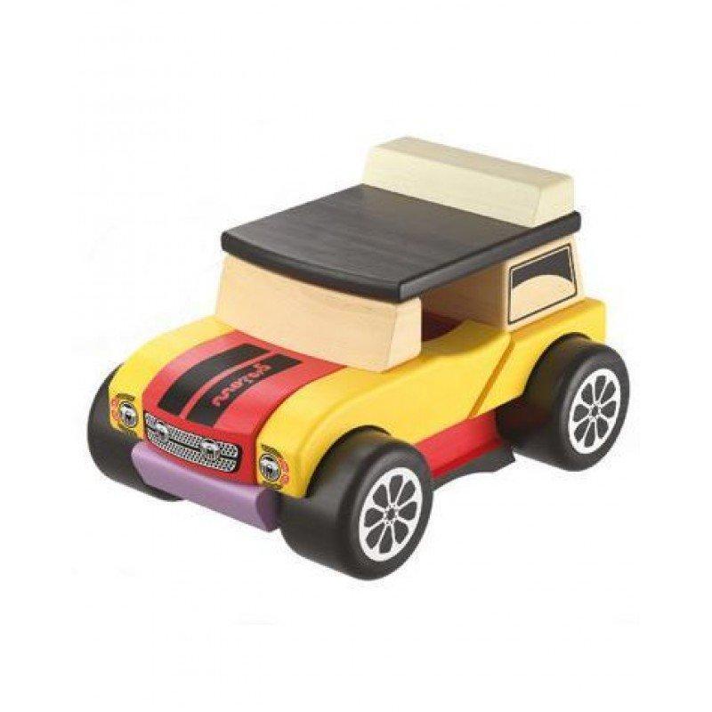 Конструктор CUBIKA Машина міні-кабріолет LM-3, для розвитку дітей