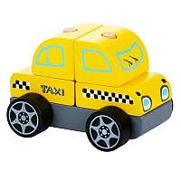Конструктор CUBIKA Таксі LM-6, для розвитку дітей