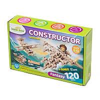 Конструктор IGROTECO Фантазія 120, для розвитку дітей