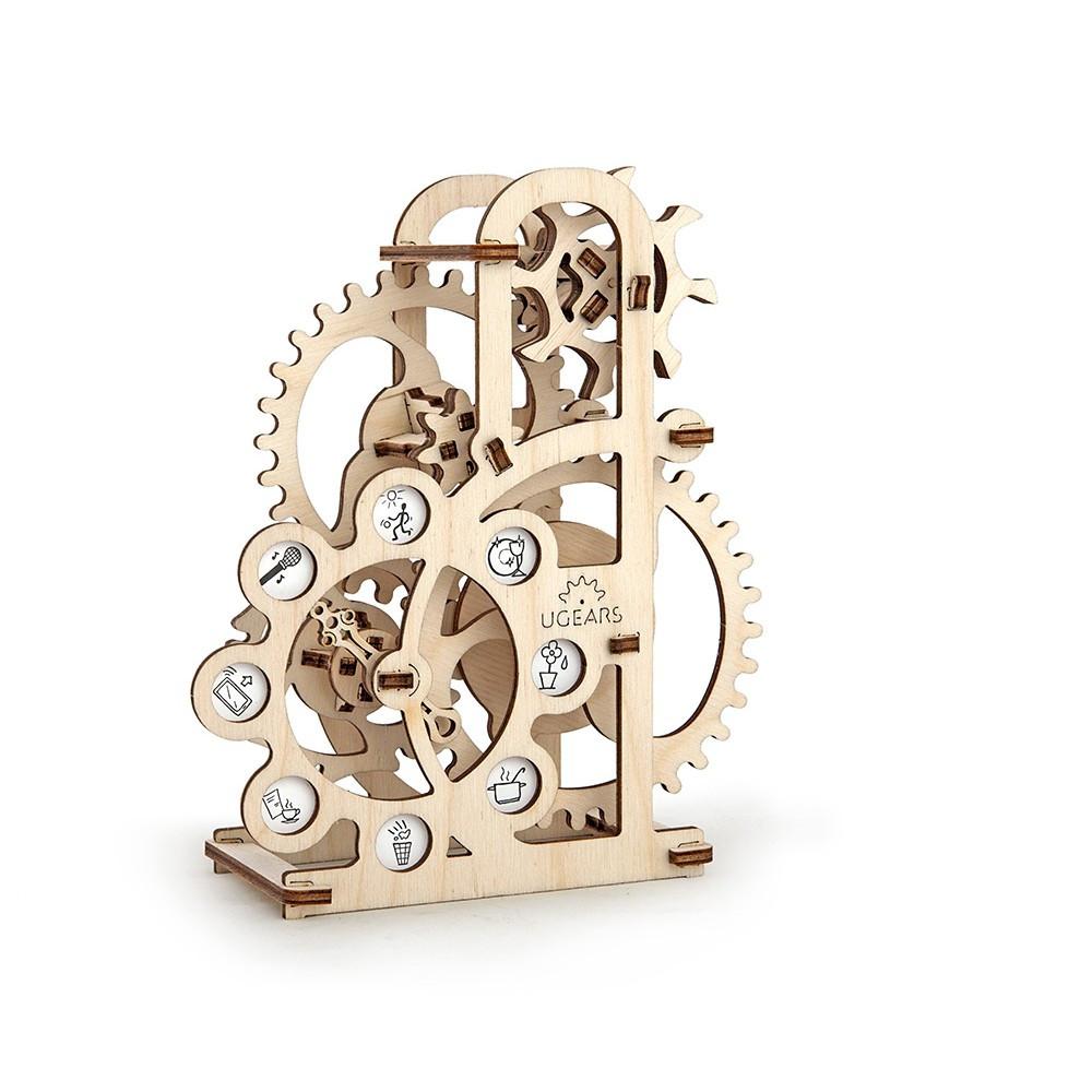 Механічний 3D-пазл UGEARS Силомір, конструктор для розвитку дітей