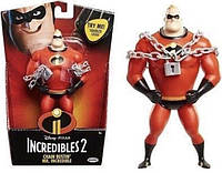 Суперсемейка 2, Incredibles 2 Mr. Incredible Action Figure, оригинал из США, фото 1