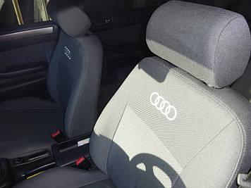 Чехлы модельные Audi А-4 (B6) с 2000-04 г