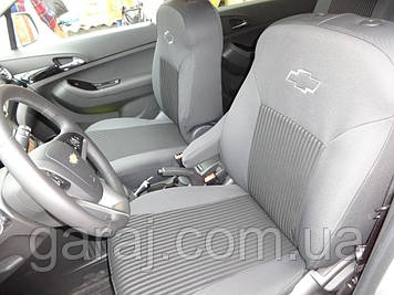 Чехлы модельные Chevrolet Aveo htb 3D с 2008 г