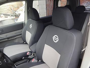 Чехлы модельные Nissan Almera Classic эконом с 2006-12 г Elegant Classic №105