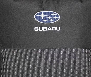 Чехлы модельные Subaru Legacy c 2009 г