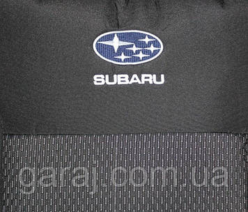 Чехлы модельные Subaru Forester с 2003-08 г