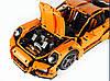 Конструктор Lepin 20001 / Technic Porsche 911 GT3 2758 деталей, фото 3