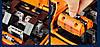 Конструктор Lepin 20001 / Technic Porsche 911 GT3 2758 деталей, фото 5